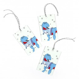 Ugly Christmas jumper gift tags