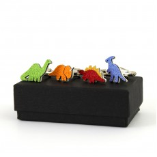 Dinosaur Cufflinks - mix and match