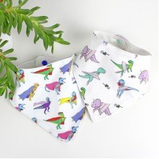 Dinosaur Fabric - Fat Quarter 2 Pack