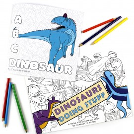 Colouring book 2 pack